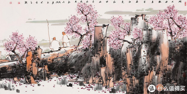 中美协会员鞠占圃,带你穿越山水感受自然之美