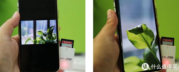 原图传到手机!随身影像处理方案—CR01读卡器试用
