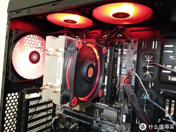 偶遇土豪,小白开启RGB电脑灯光