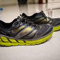 HOKA ONE ONE Bondi6 黑武士跑鞋购买理由(鞋底|脚感)