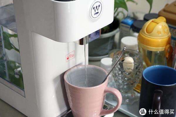 6档水温5档水量,3秒出热水,西屋饮水机WFH30-W2体验