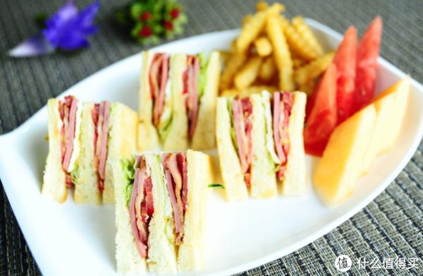 帕尼尼—面包遇上奶酪是神奇的三明治