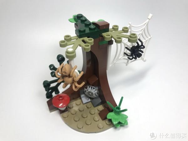 LEGO 乐高 拼拼乐 篇177:魔法故事重新开始 之 75950 哈利波特勇闯禁忌森林