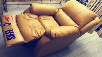 提升影院体验的升级之作 - 芝华仕炫彩单椅系列