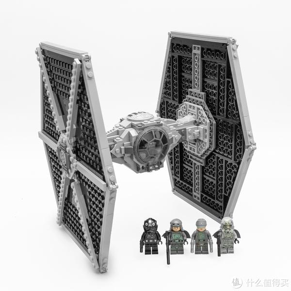 什么叫经典?出一次买一次就是它:乐高星球大战系列 75211 帝国Tie战机套装