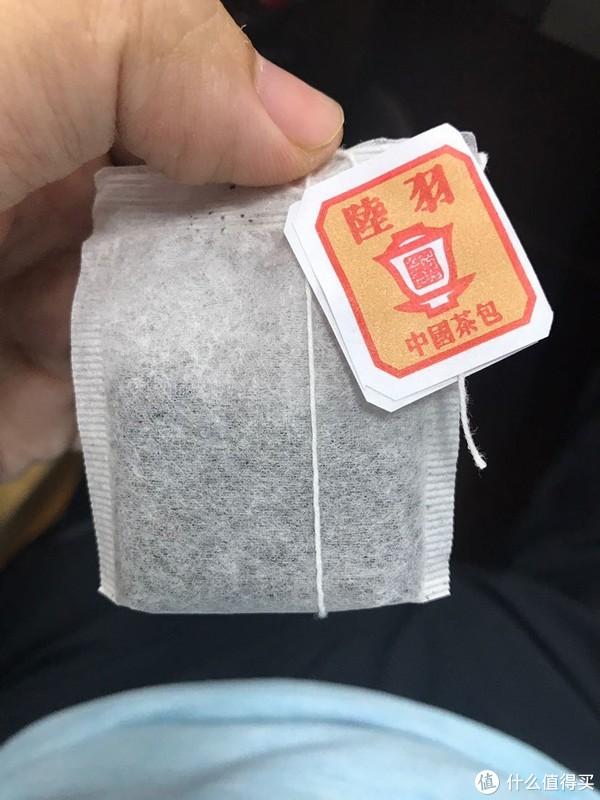 爷爷泡的茶—香港陆羽普洱茶包开箱品尝分享