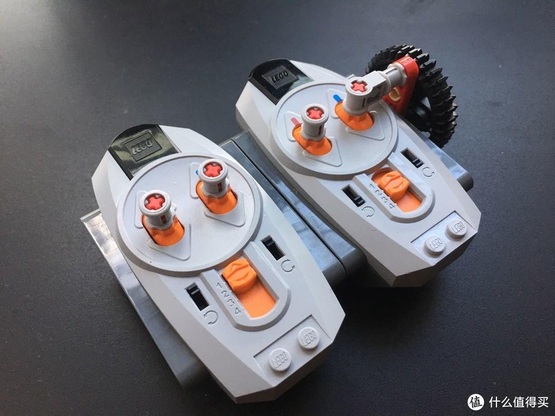 红外遥控器 x 2