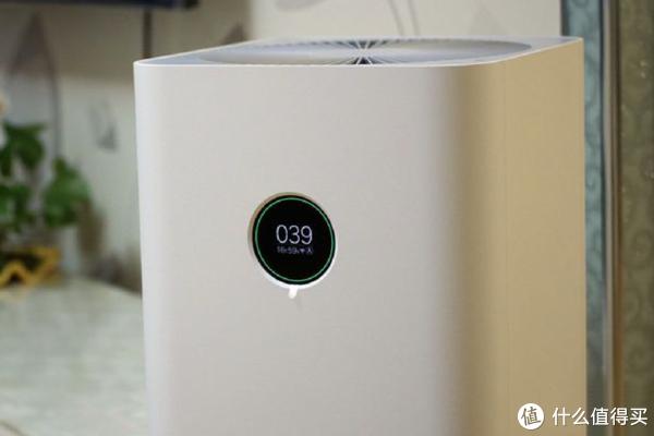 告别空气污染,为健康增值—米家空气净化器Pro体验评测