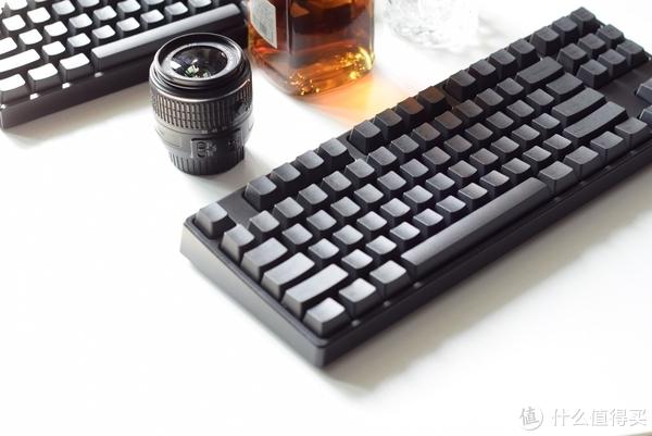 中了这黑色和蓝牙的毒 高斯GS87-D机械键盘复古灰