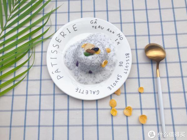 减肥汪代甜品酸奶紫薯泥(无糖版)