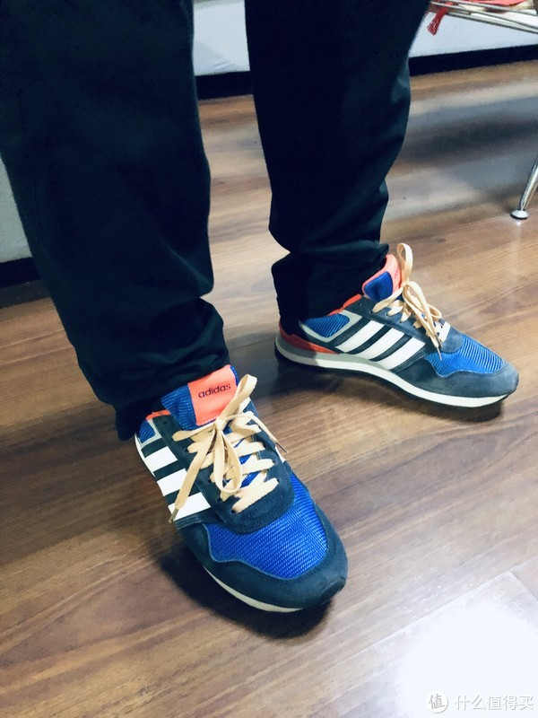 给老爹买双阿迪—NEO复古休闲鞋晒单!