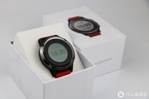 从软件到运动穿戴的跨越,用心做的我们买账—咕咚GPS运动手表S1