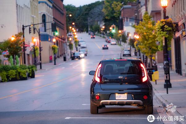 port hope小镇和我们的车