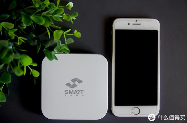 能让iPhone双卡双待的智能家庭盒子开箱评测!