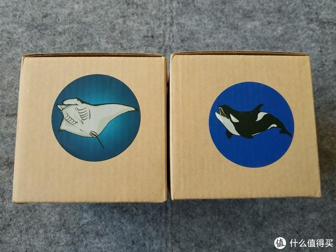 我还买了海洋动物两只