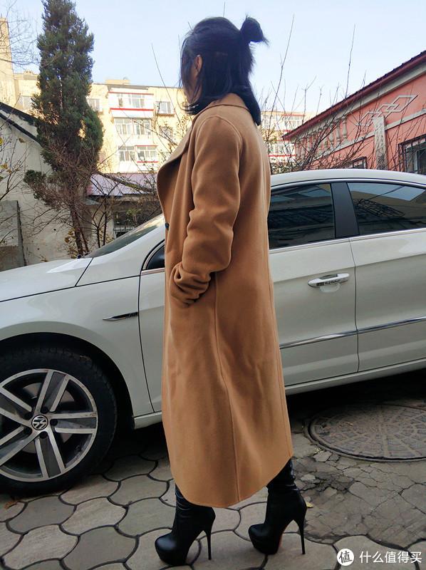 比暖男还要暖,DMN100%纯羊毛大衣带你温暖过冬