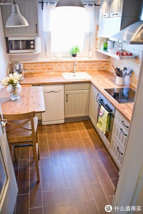 别让小户型限制了你的美好生活!15款小户型厨房设计实用又美观!