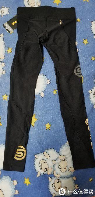 SKINSA400男士压缩长裤黑武士款ss码510元包邮