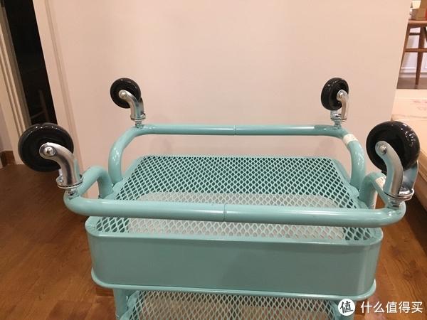网红小推车—IKEA 宜家 RASKOG 拉斯克 手推车