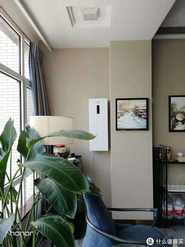客厅—竖向安装