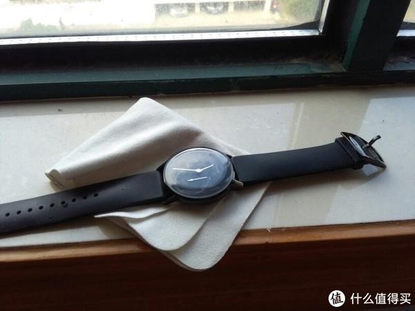 nokia steel 诺基亚智能手表限量款耀石黑评测