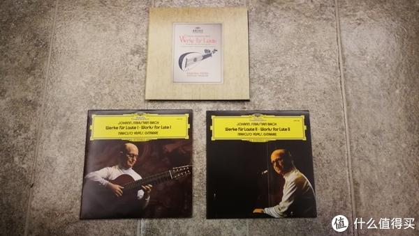 耶佩斯的巴赫组曲(包括鲁特琴和吉他演奏的两个版本)