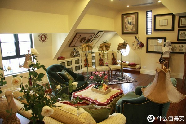 家居阁楼的九种装修设计风格介绍