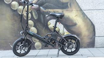 FIIDO D3电动自行车使用总结(做工|电动模式|续航|轮胎)