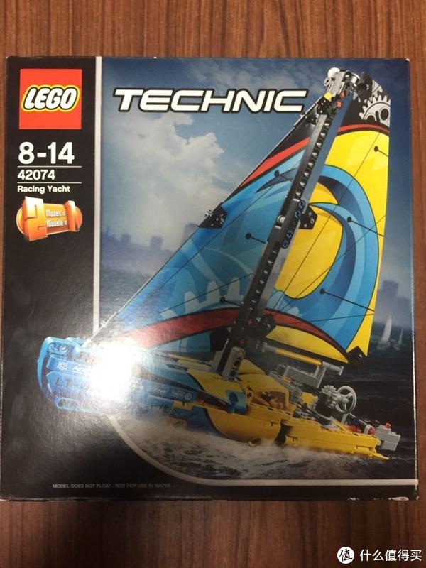 乐高科技系列42074 帆船