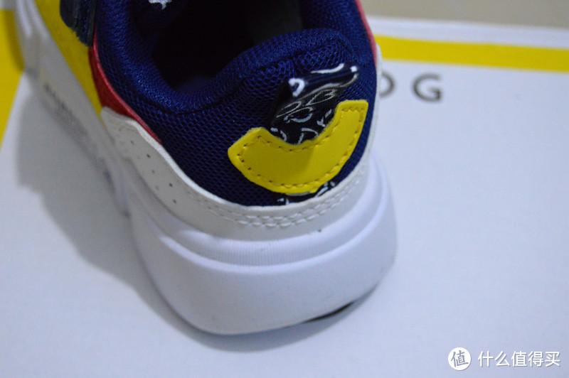 BOBDOG HOUSE 巴布豆 运动休闲鞋 晒单