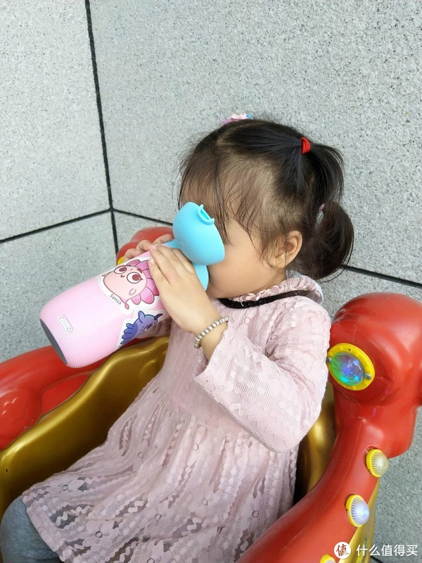让熊孩子爱上喝水的黑科技—Gululu GO智能互动水杯入手分享