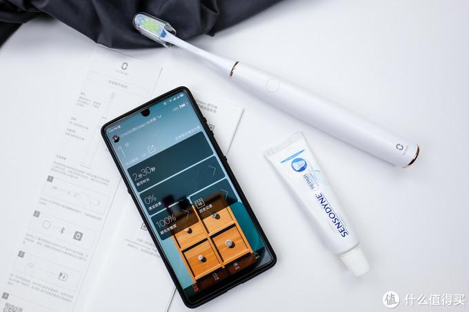 性价比入门智能电动牙刷新选择:Oclean Air智能声波电动牙刷