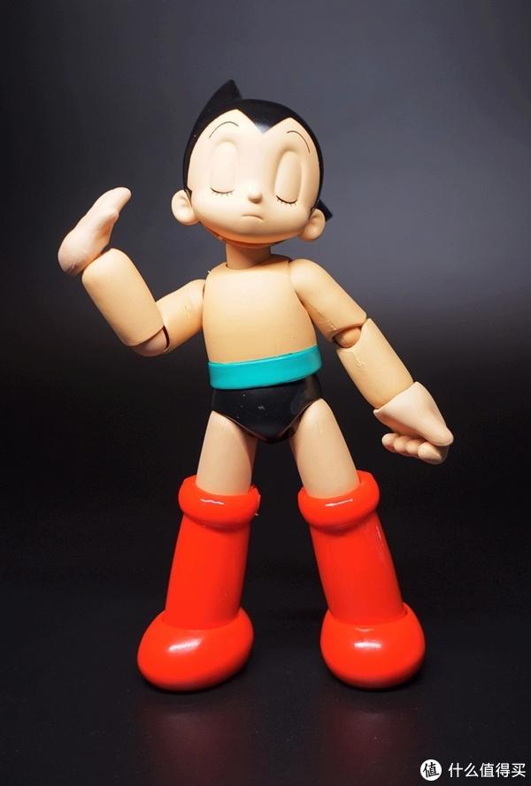 十万马力,七大神力— Medicom Toy MAFEX系列 铁臂阿童木