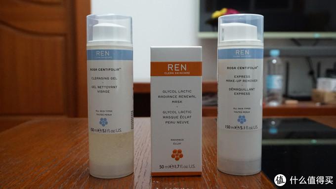 来自纯天然有机成分,REN芢 护肤品套装让女人更美丽