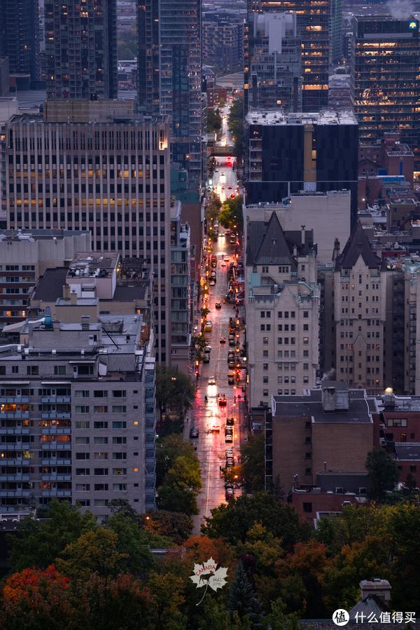 城市的中轴线