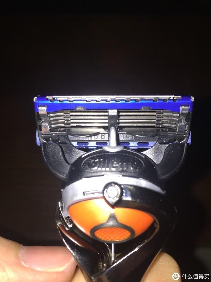 大妈首晒:Gillette 吉列 锋隐致顺 手动剃须刀套装