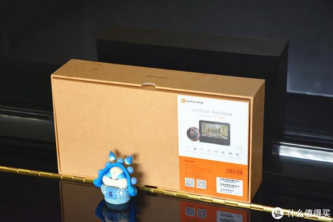 24小时实时监控:斑点猫电子猫眼S200开箱及安装