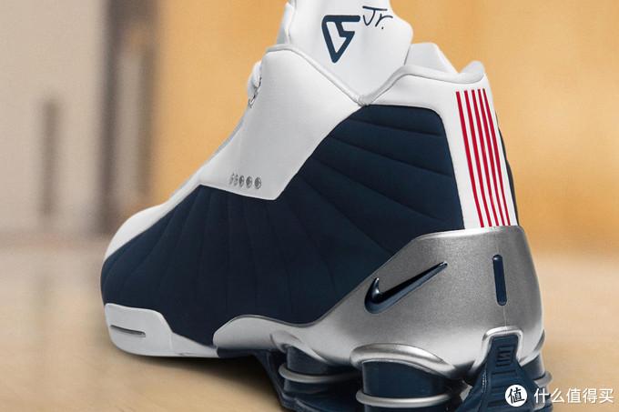 气柱球鞋回归:文斯 · 卡特本赛季将只穿NIKE Shox BB4