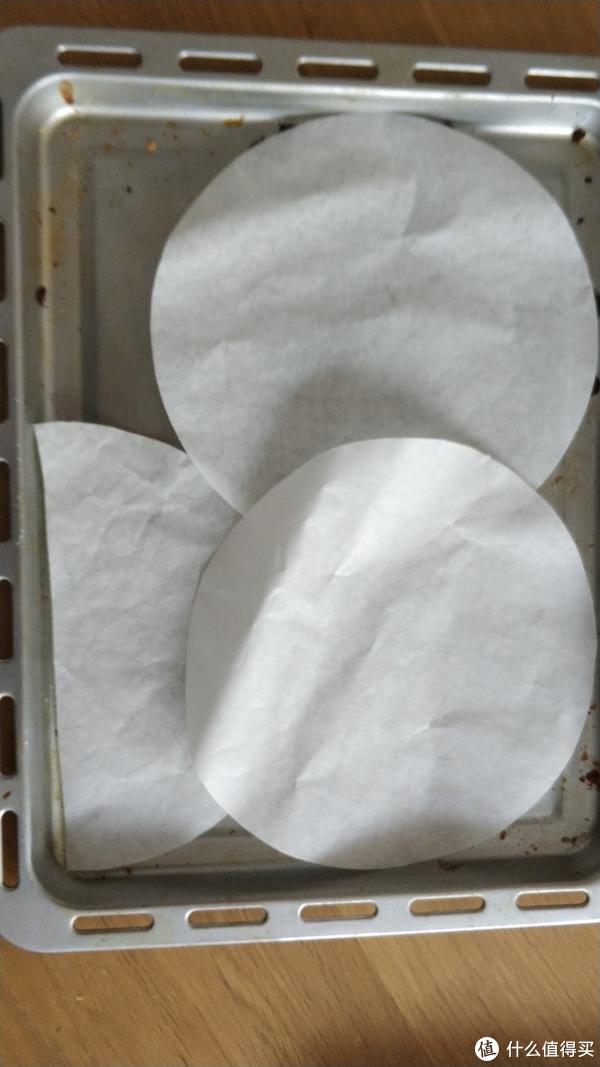 同样是在张大妈上买的圆形吸油纸,凑合用吧,哈哈