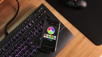 这个机械键盘有点意思 —— TT 星脉 X1 RGB机械键盘众测体验
