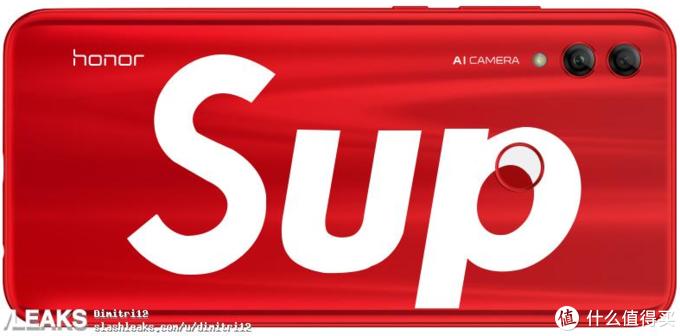 刷三观的联名:honor X Supreme NOTE 10 手机?真实性尚未明确