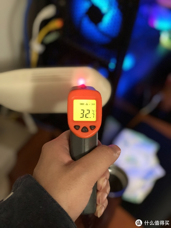 家居好工具—希玛红外测温仪 晒单