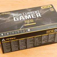 安钛克 HCG650 骨灰级金牌电源开箱总结(功率|散热|型号|按钮)