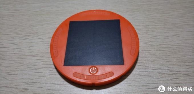 集实用与好玩一体-太阳能户外触控七彩水桶灯众测