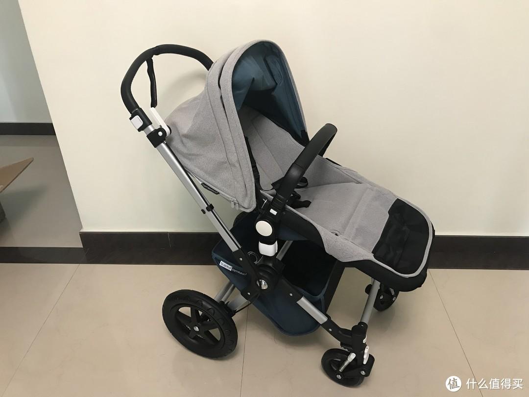 Bugaboo Cameleon3 Elements 博格步元素限量款高景观婴儿推车