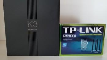 普联 TL-WDN8280  网卡外观展示(包装|天线|底座|指示灯)