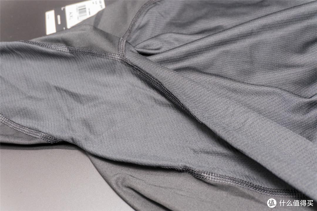 冬天跑步的保护—阿迪达斯 ALPHASKIN紧身衣-晒单简评(对比UA)