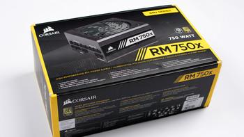 2018 海盗船RM750X V2显卡购买过程(电源|电容|包装|电源线)
