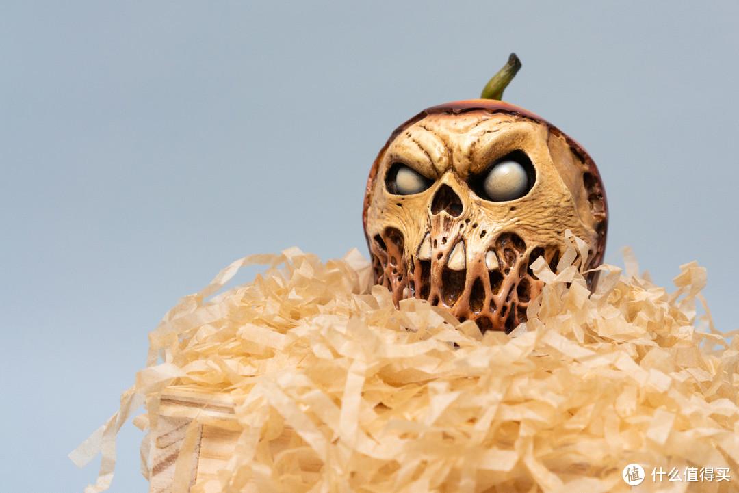 It's just an apple:SideShow SHCC会场版 苹果图腾 开箱