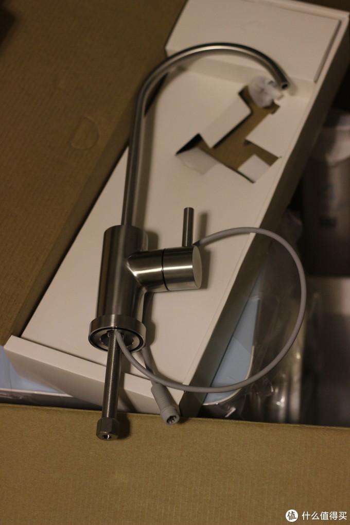 双十一剁手,告别水垢,健康饮水:小米净水器厨下式